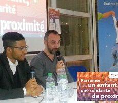 Retour sur la conférence débat « PARRAINER UN ENFANT, une solidarité de proximité »