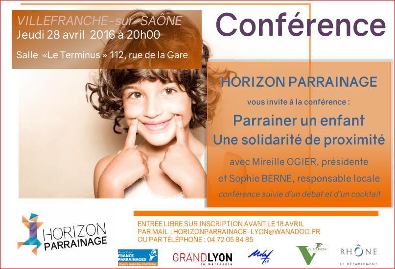 Conférence débat à Villefranche