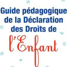 Guide pédagogique des droits de l'enfant