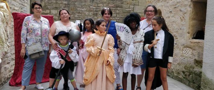 Souvenir de Vacances : Sortie à l'Abbaye de Cluny