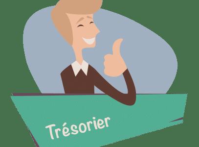 Recherche trésorier/ère bénévole pour la fin de l'année