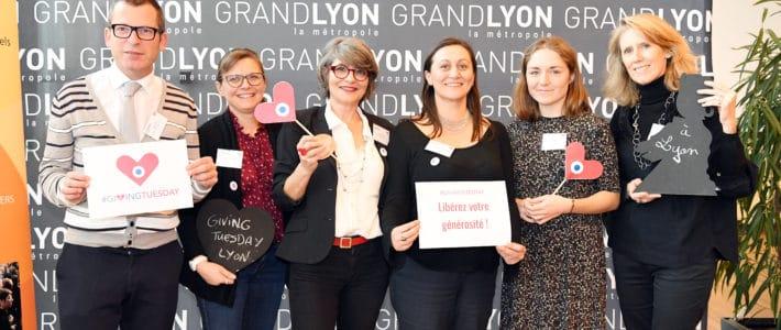 Giving Tuesday : Horizon Parrainage invitée au colloque de l'Association Française des Fundraisers